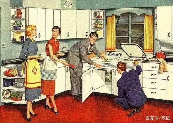 你了解厨房垃圾处理器吗?你知道它在国外已使用近百年!-_上海舒适系统展