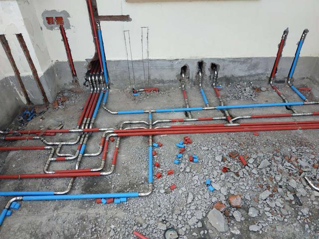 家装管道安装需要注意哪些事项?-_上海舒适系统展