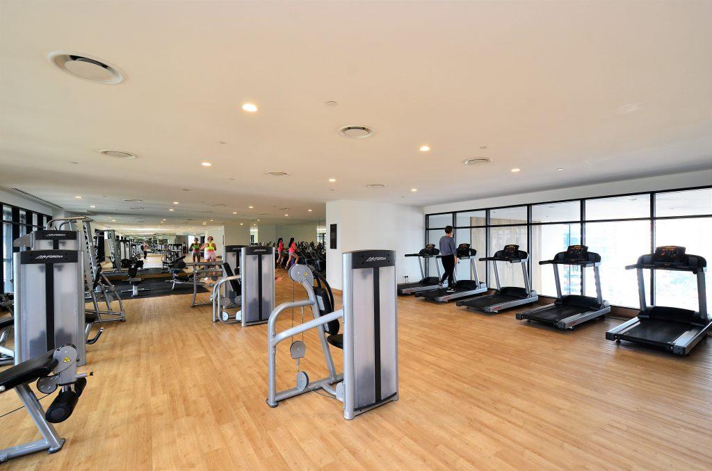 """新风系统""""驻扎""""健身房,呼吸健康有保障-_上海舒适系统展"""