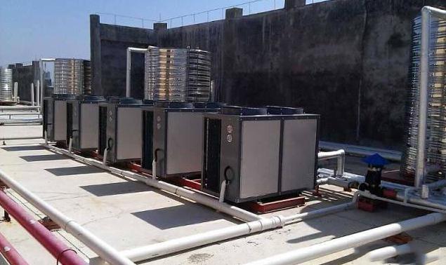 碳中和下空气源热泵供热发展的机遇与挑战-_上海舒适系统展