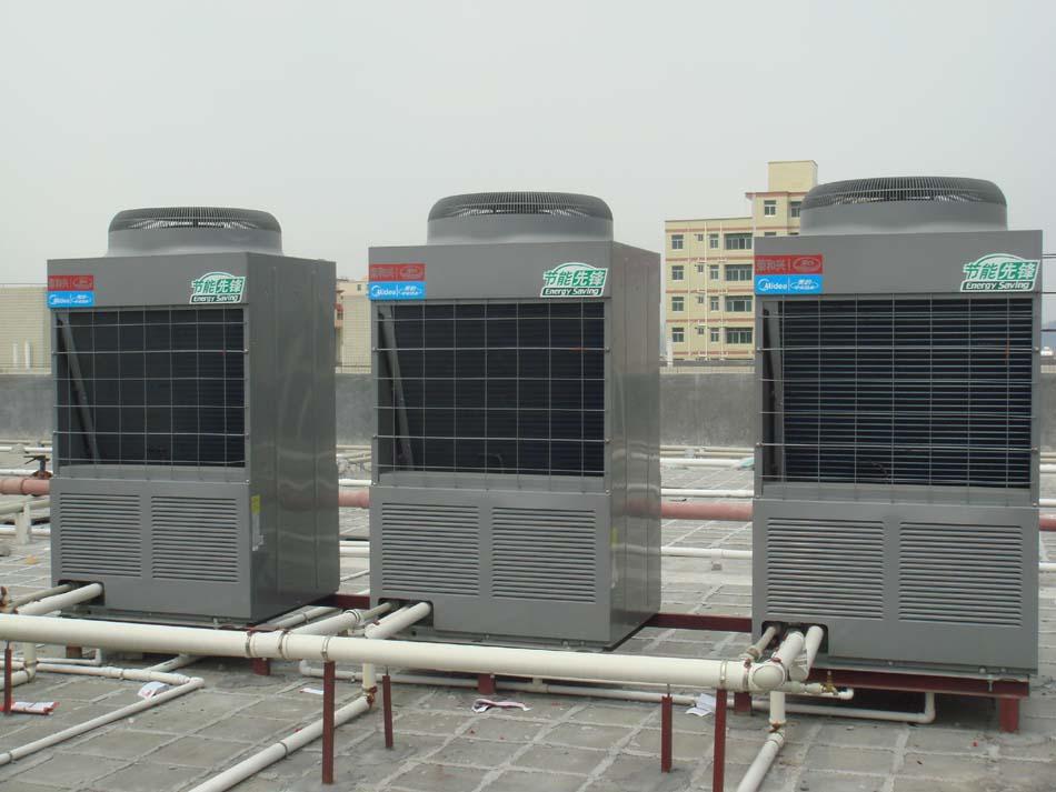 空气源热泵上半年实现高速增长-_上海舒适系统展