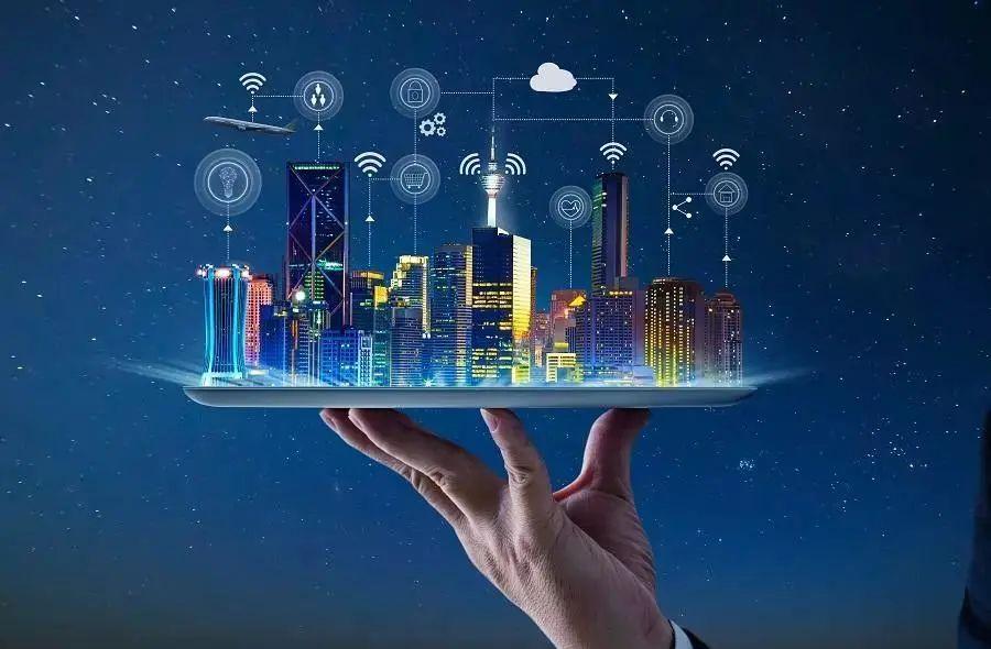 智慧城市市场规模在2030年将达6700亿美元-_上海舒适系统展