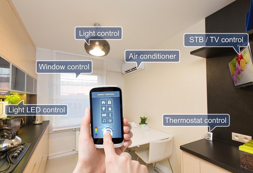 智能家居自动化正在成为一项无处不在的技术-_上海舒适系统展