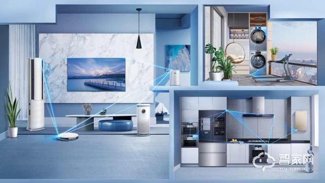 智能家居市场持续增长,行业玩家推动智能新生活-_上海舒适系统展